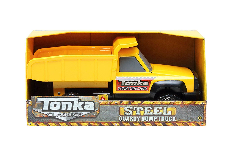 Tonka Steel Classic Quarry Dump Truck #92207