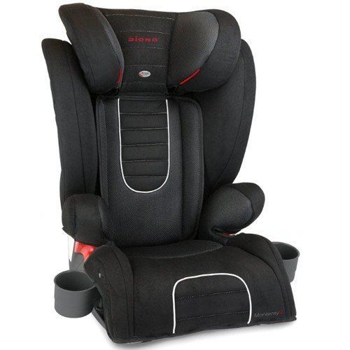 Diono Monterey 2 Booster Car Seat - Black