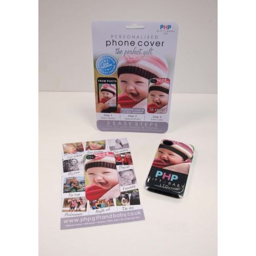 Perfectly Happy People Personalised Mobile Phone Cover