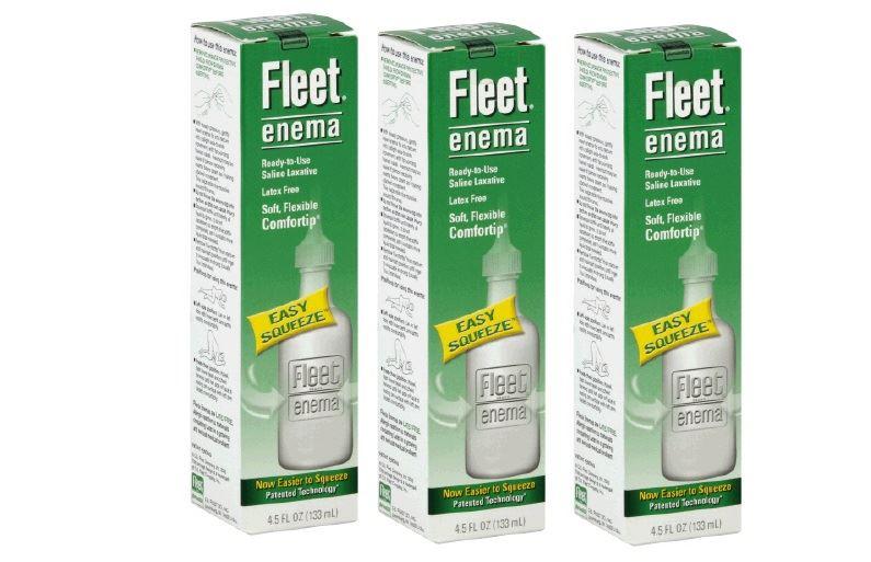 3 X Fleet Natrium Biphosphate Enema 130ml Fertig Zu Gebrauch Instant Ebay