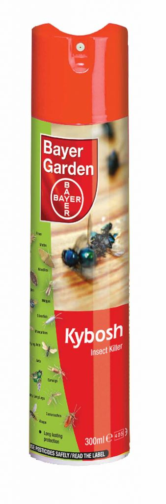Bayer Kybosh Insect Killer For Fly Moth Ant Woodlice Wasp