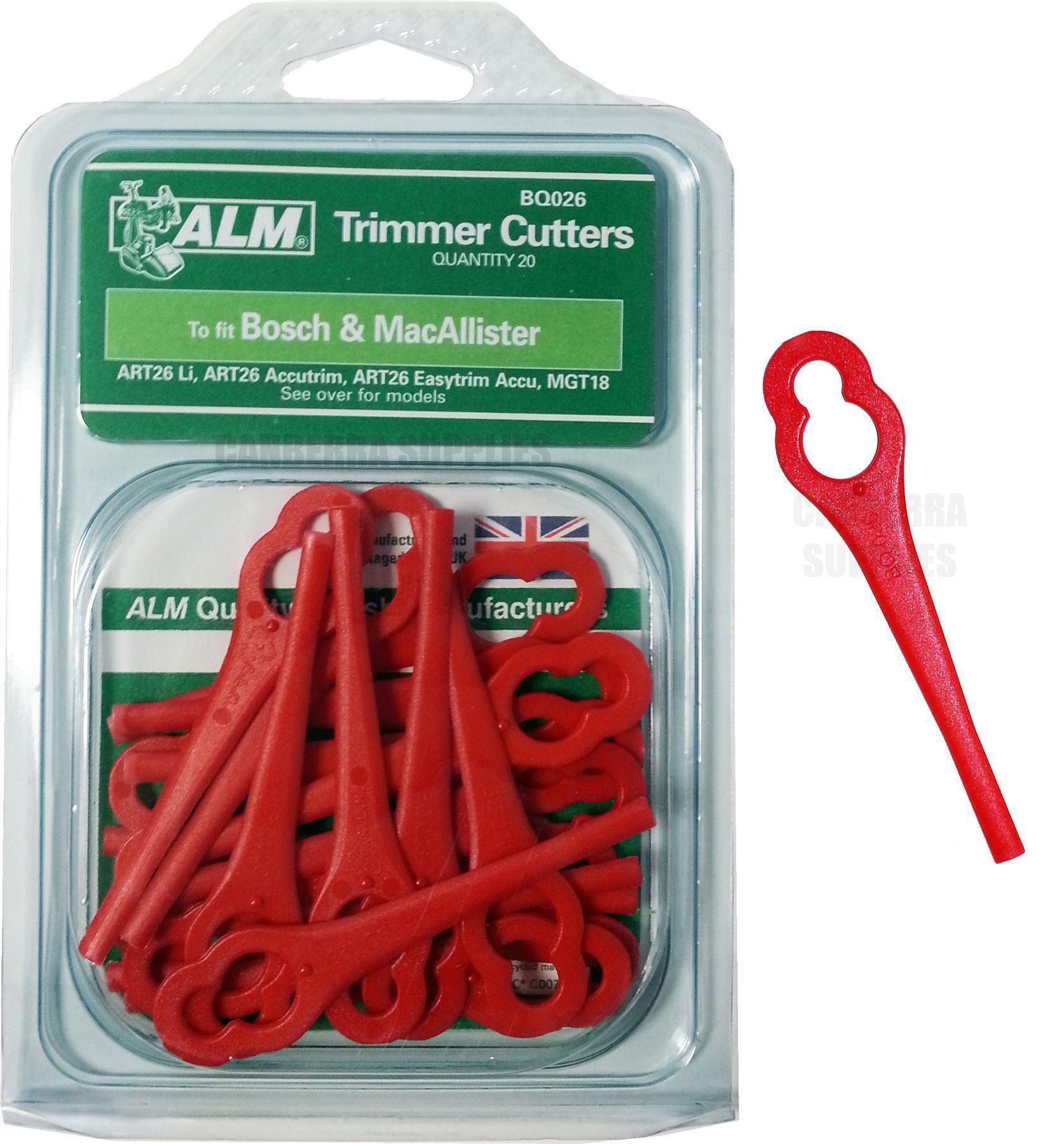 Alm trimmer blades lidl florabest frt18a frt18a1 lawnmaster clgt1018b ebay - Coupe bordure lidl ...
