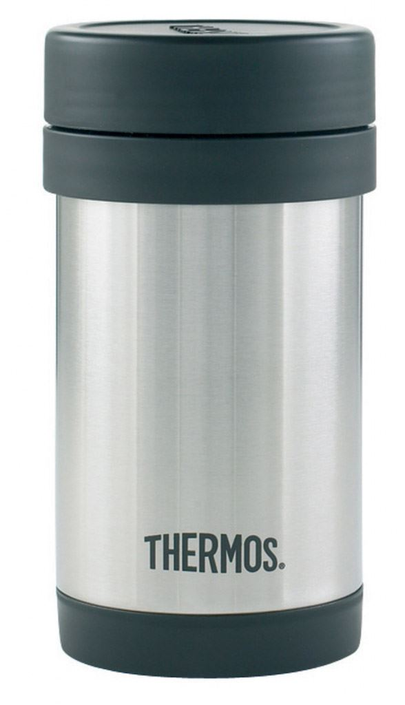 THERMOS EVERYDAY 501 STAINLESS STEEL FOOD FLASK 0.5 LITRE