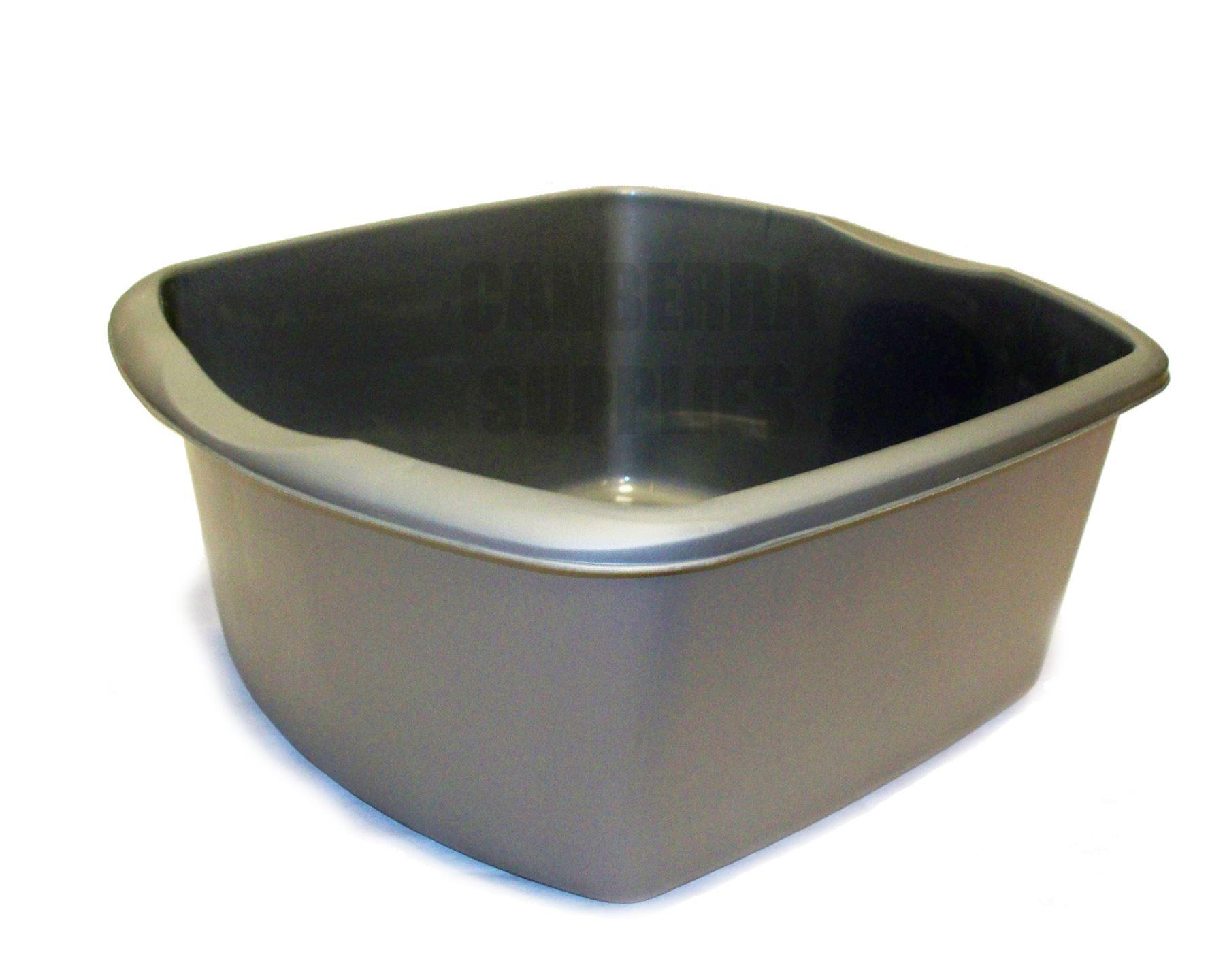 addis plastic rectangular small washing up bowl basin. Black Bedroom Furniture Sets. Home Design Ideas