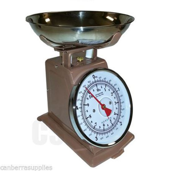 Hanson 5kg traditional mechanical kitchen measuring for Traditional kitchen scales