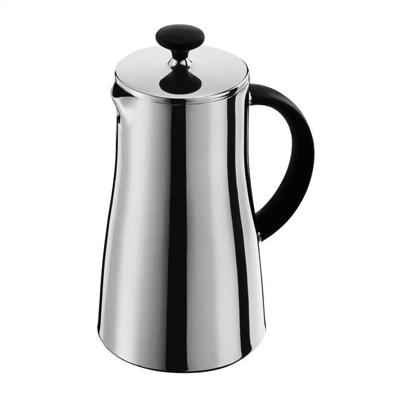 French Press Coffee Maker Cleaning : BODUM ARABICA FRENCH PRESS COFFEE MAKER CAFETIERE 1 0L 8 CUP STAINLESS STEEL eBay