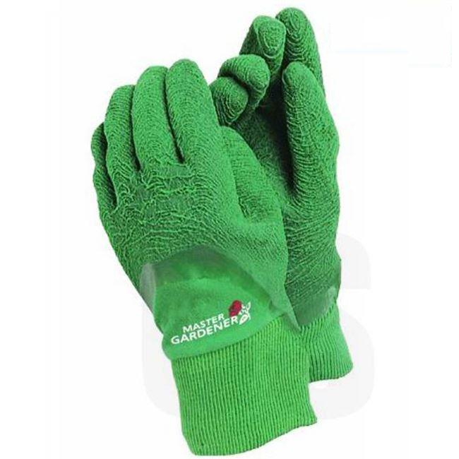 Town country ladies master gardener gardening gloves for Gardening gloves ladies