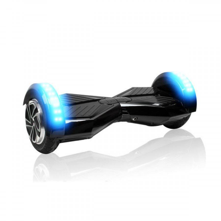 smart 2 wheel balance board remote bluetooth led electric scooter hoverboard 8. Black Bedroom Furniture Sets. Home Design Ideas