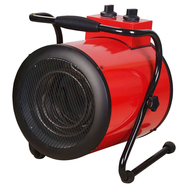 2kw 3kw industrial fan heaters workshop shed garage. Black Bedroom Furniture Sets. Home Design Ideas