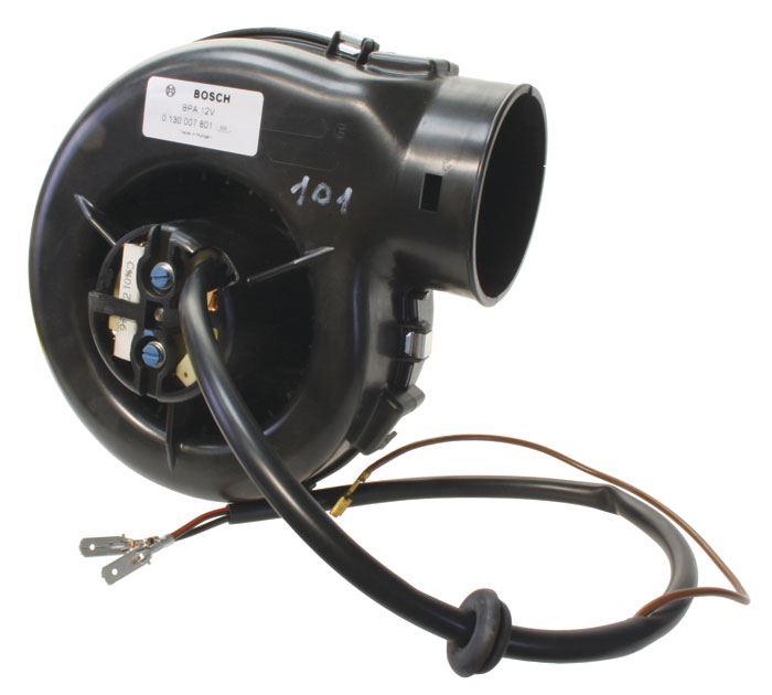 Fresh Air Fan : Beetle cabrio fresh air fan blower with case lhd