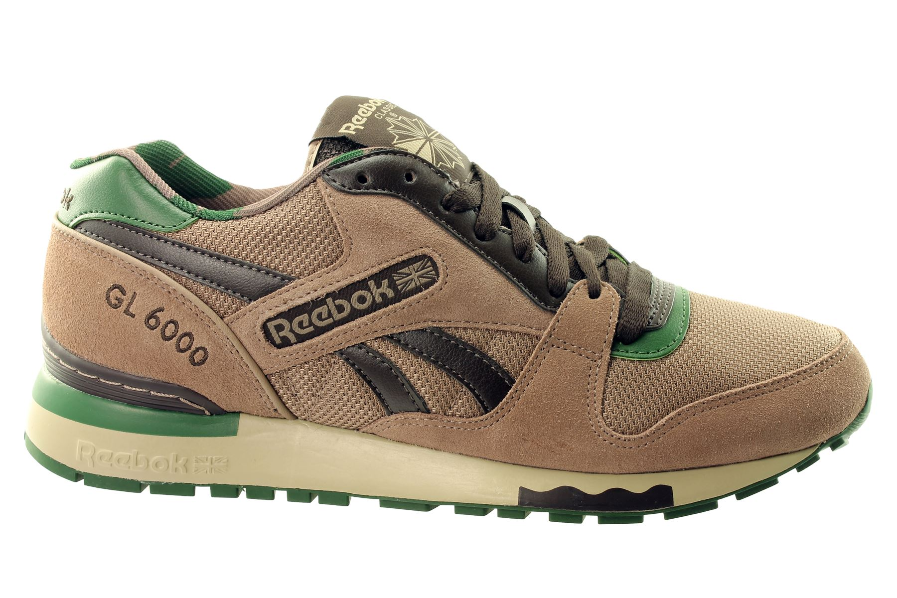 Reebok GL 6000~Mens Trainers~3 Colours~RRP £62~SIZES UK