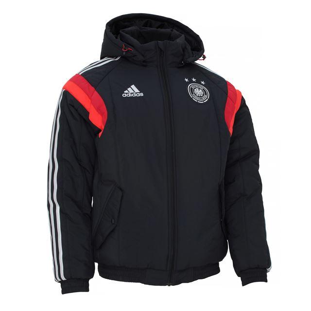 adidas germany padded winter jacket