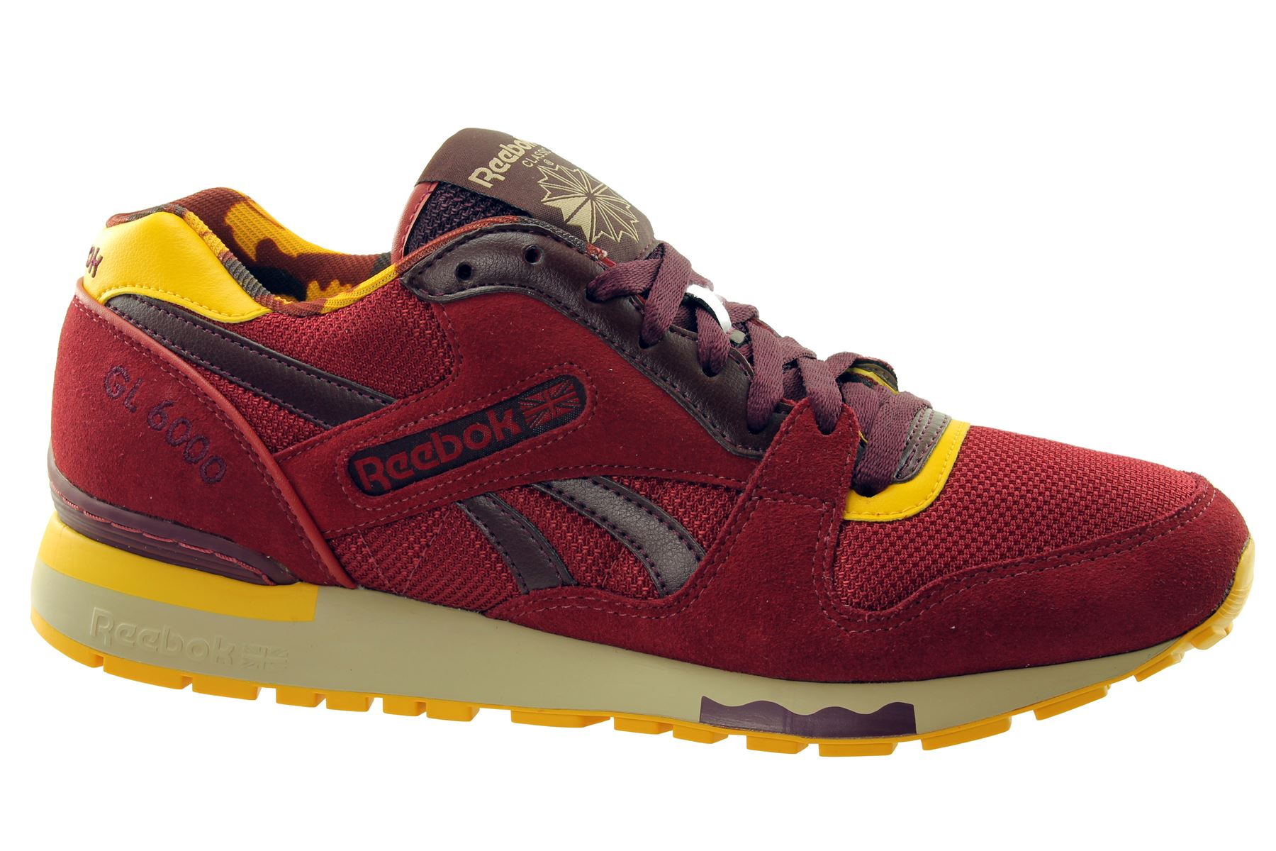 Reebok gl mens trainers colours rrp £ sizes uk