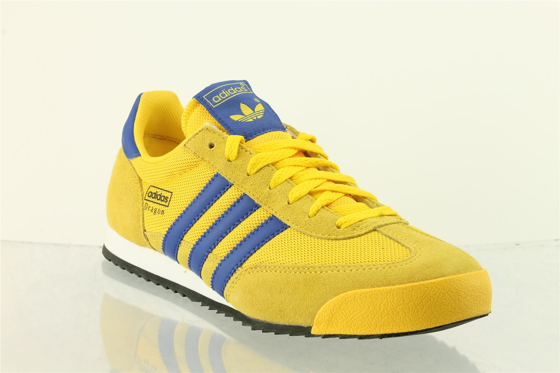 adidas dragon blue and yellow