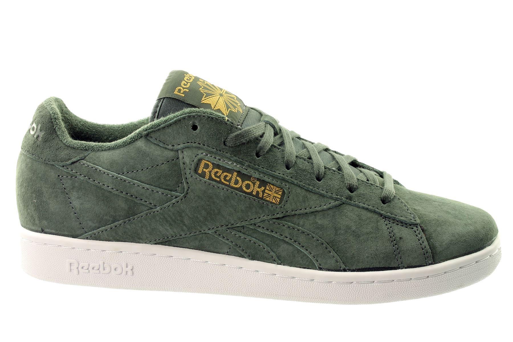reebok npc uk green sneakers 676cc854a