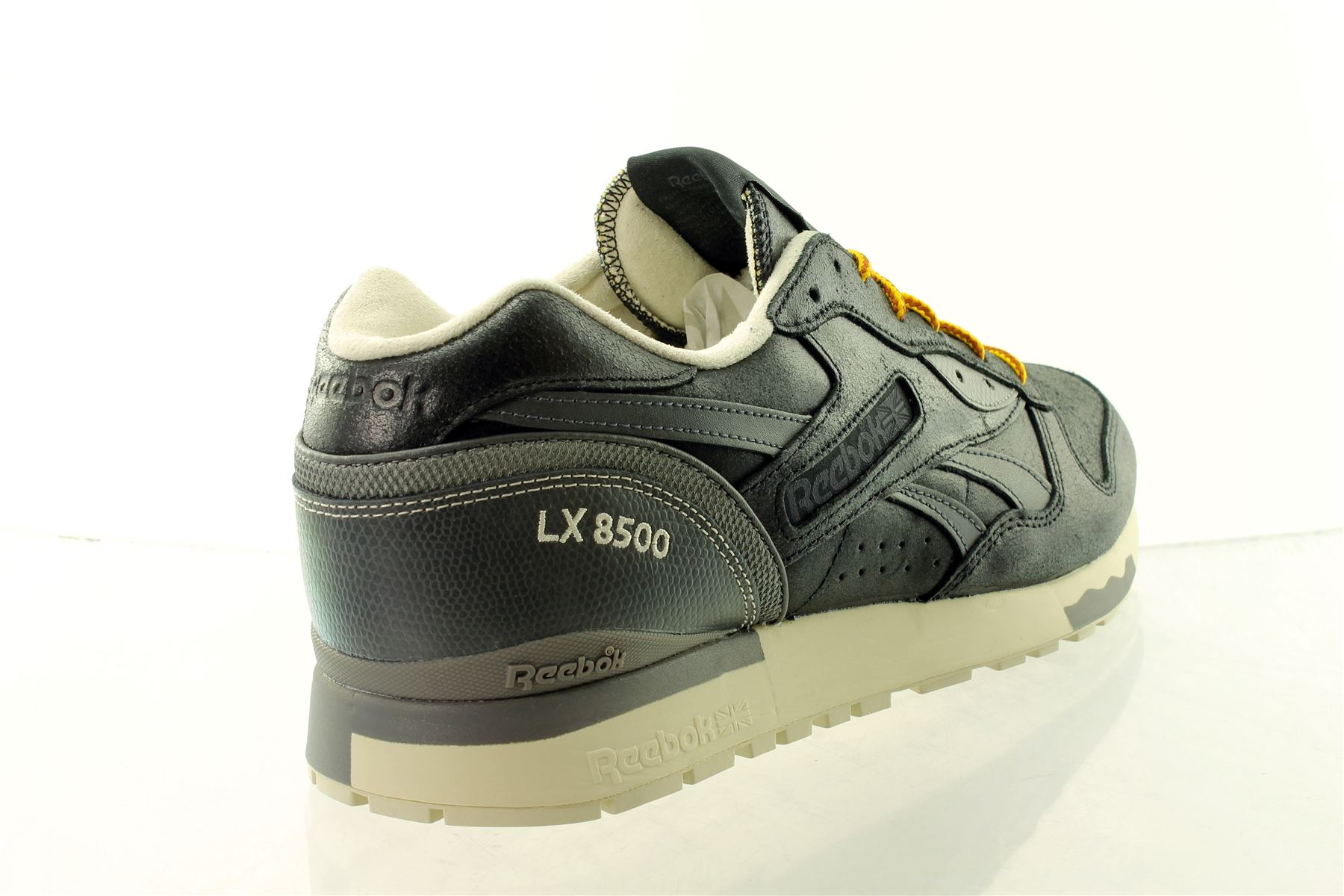 f557643eadb5 Reebok LX 8500 Premium Leather~Mens Trainers~RRP £75~UK 5.5 to 12 ...