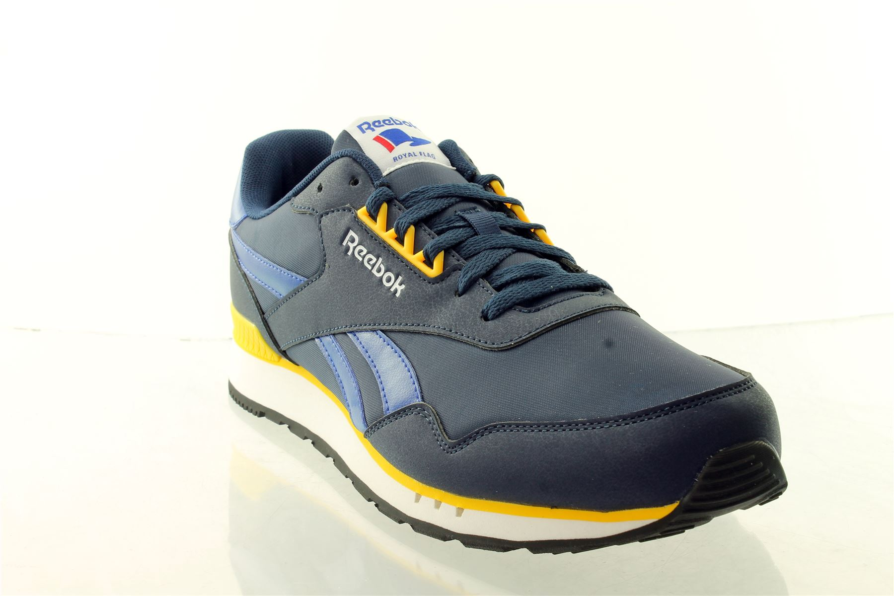 reebok classic nylon rayen sprint unisex trainers sale price sizes uk 3 to 6 5 ebay. Black Bedroom Furniture Sets. Home Design Ideas