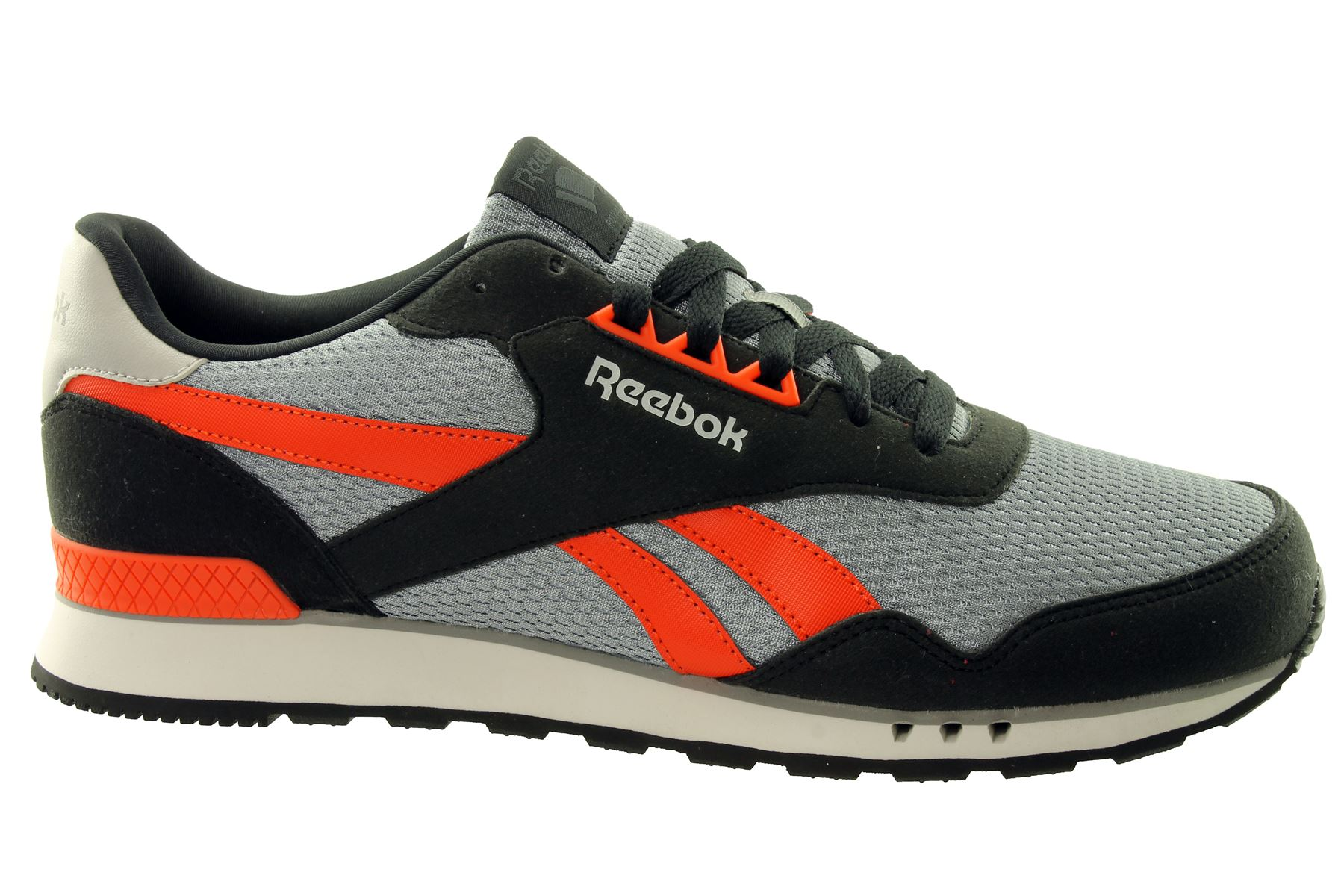 reebok classic nylon rayen r sprint mens trainers sale price sizes uk 3 to 12 ebay. Black Bedroom Furniture Sets. Home Design Ideas