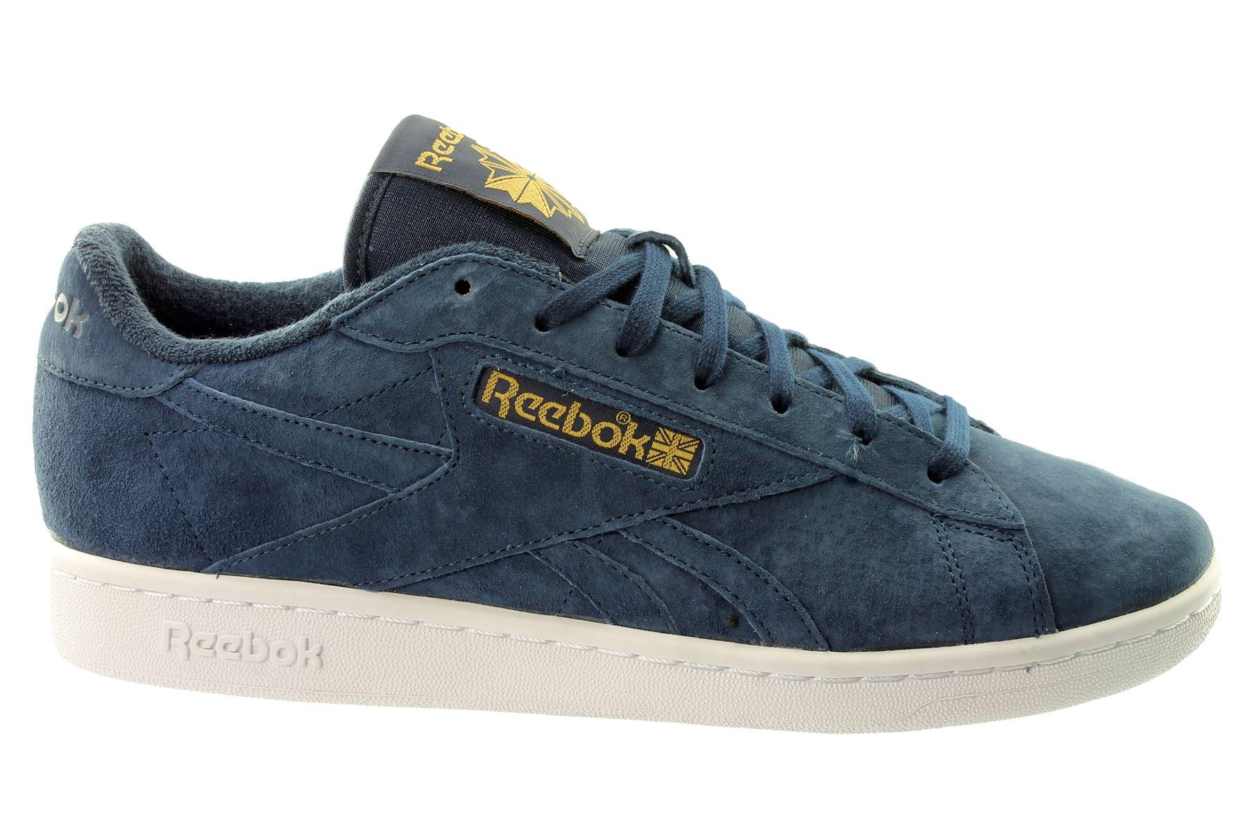 Reebok Blue Suede
