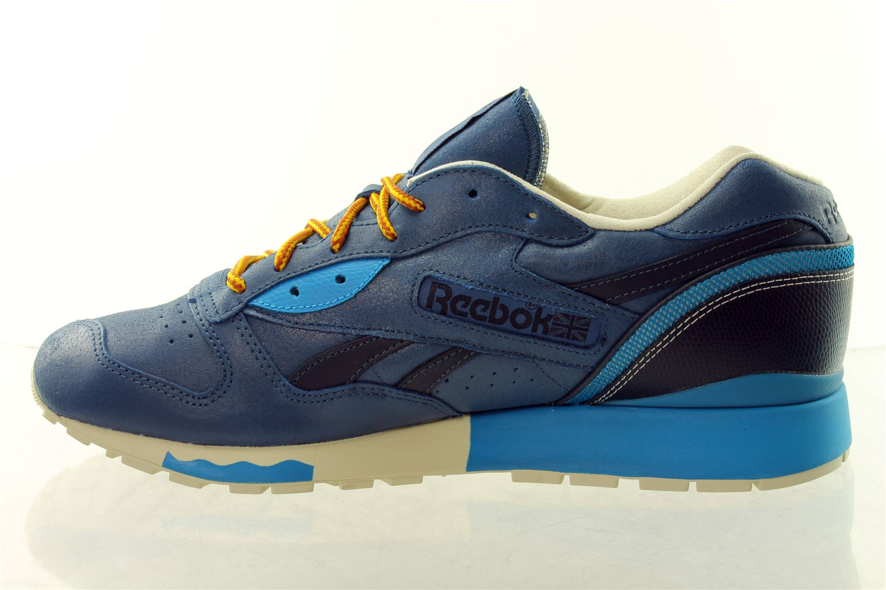 Reebok LX 8500 Premium Leather Mens Trainers RRP