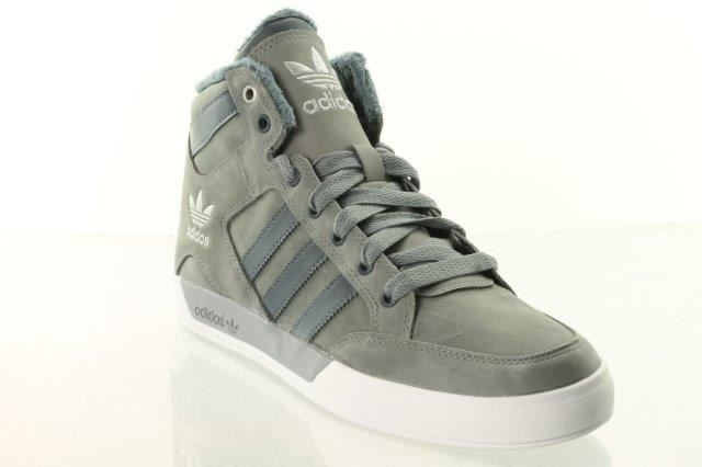 Botines de adidas originals para hombre hard court hi for Adidas hardcourt waxy crafted