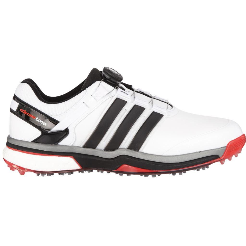 Adidas adipower boa impulso Uomo impermeabile scarpe da golf ampia prova