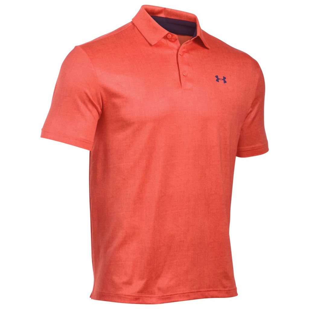 Under armour ua 2016 playoff polo performance heatgear for Mens golf polo shirts