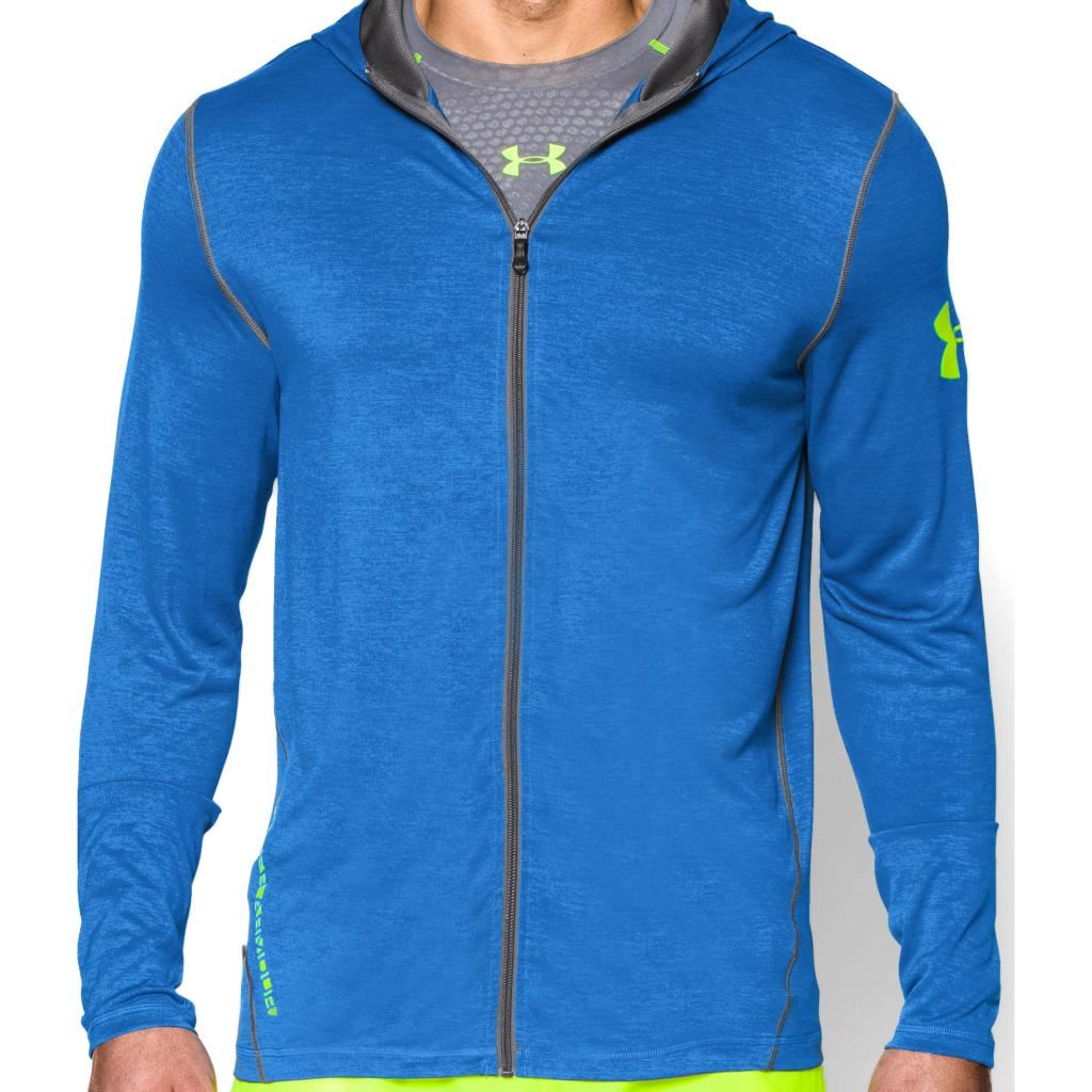 Under Armour Tech Fz Hoody Full Zip Cover Up Training Top