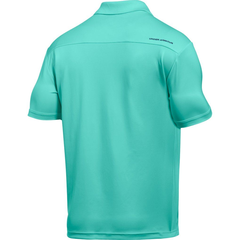 Under armour ss17 men 39 s golf performance 2 0 logo mens for Mens golf polo shirts