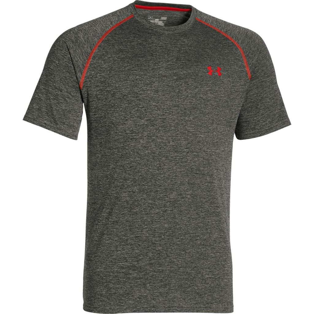 Under Armour 2016 Mens T Shirt Heatgear Tech Short Sleeve
