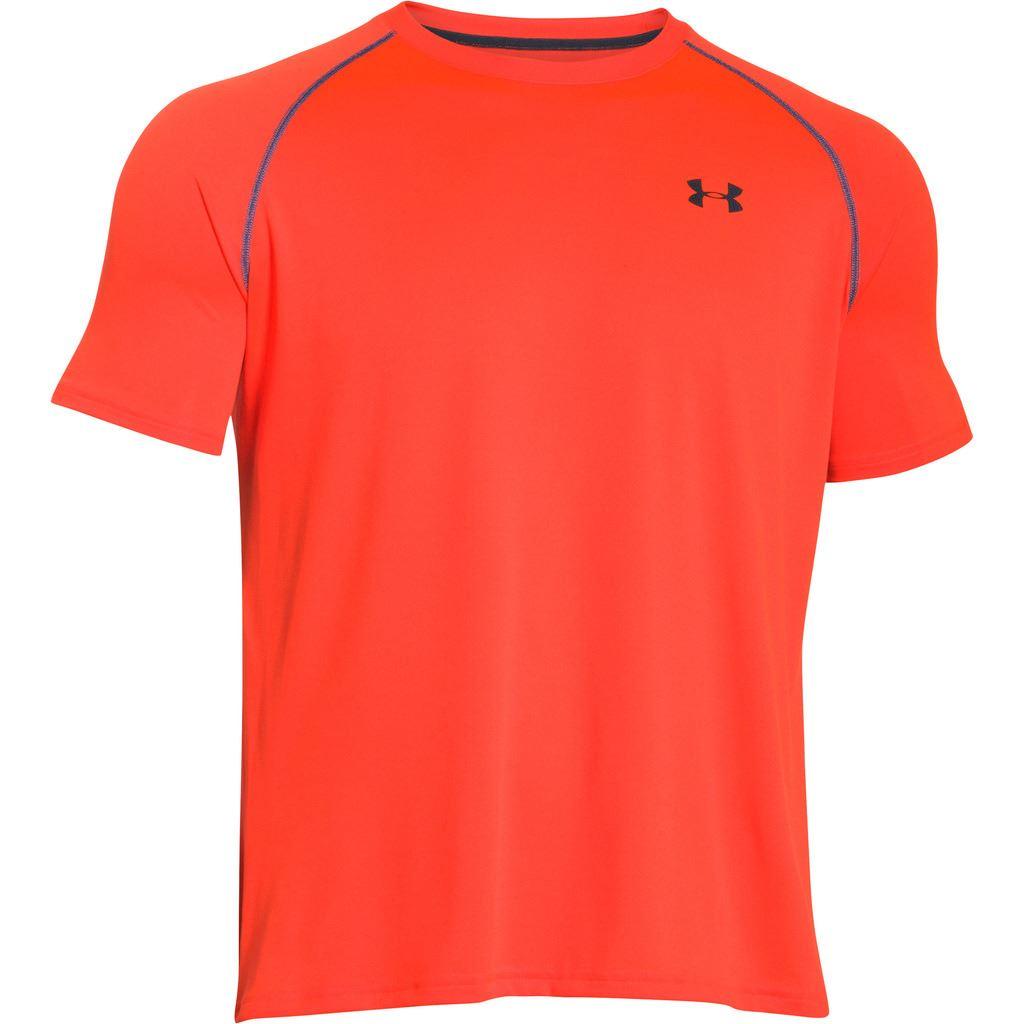 Under Armour 2016 Mens T Shirt Heatgear Tech Short Sleeve