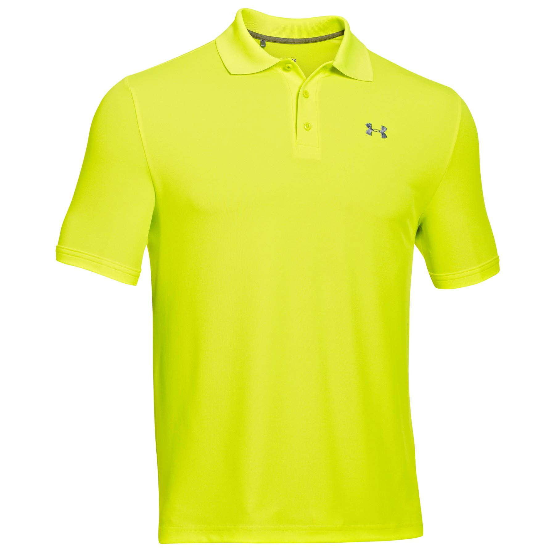2015 under armour mens heatgear performance 2 0 golf polo for Under armor business shirts