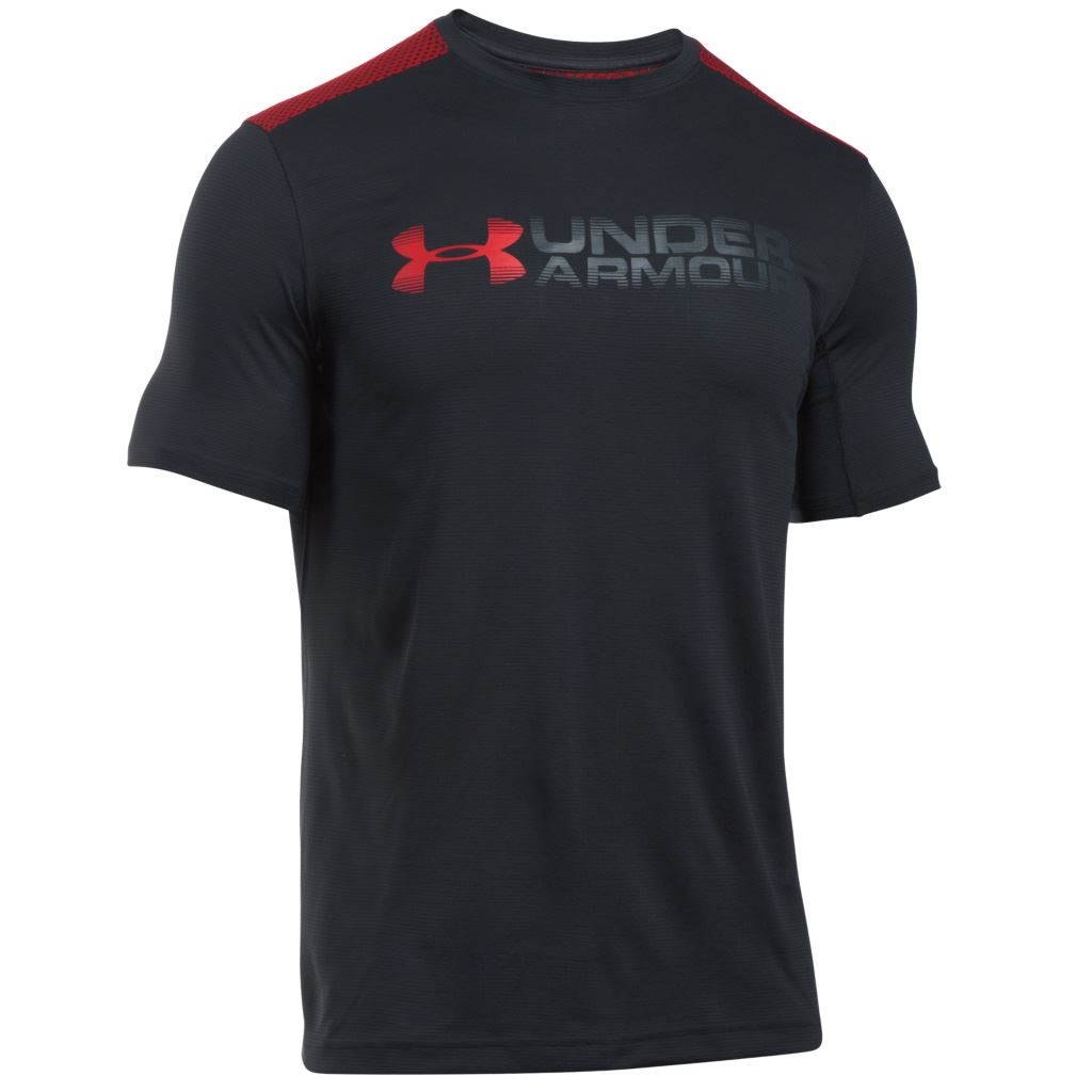 Under Armour 2016 Raid Turbo Graphic Ss Fitted Tee