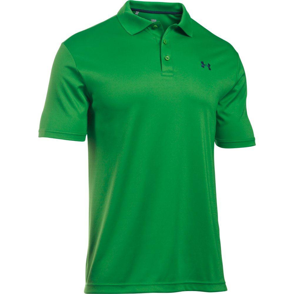 Under armour ua 2016 mens heatgear performance 2 0 golf for Under armour shirts for kids