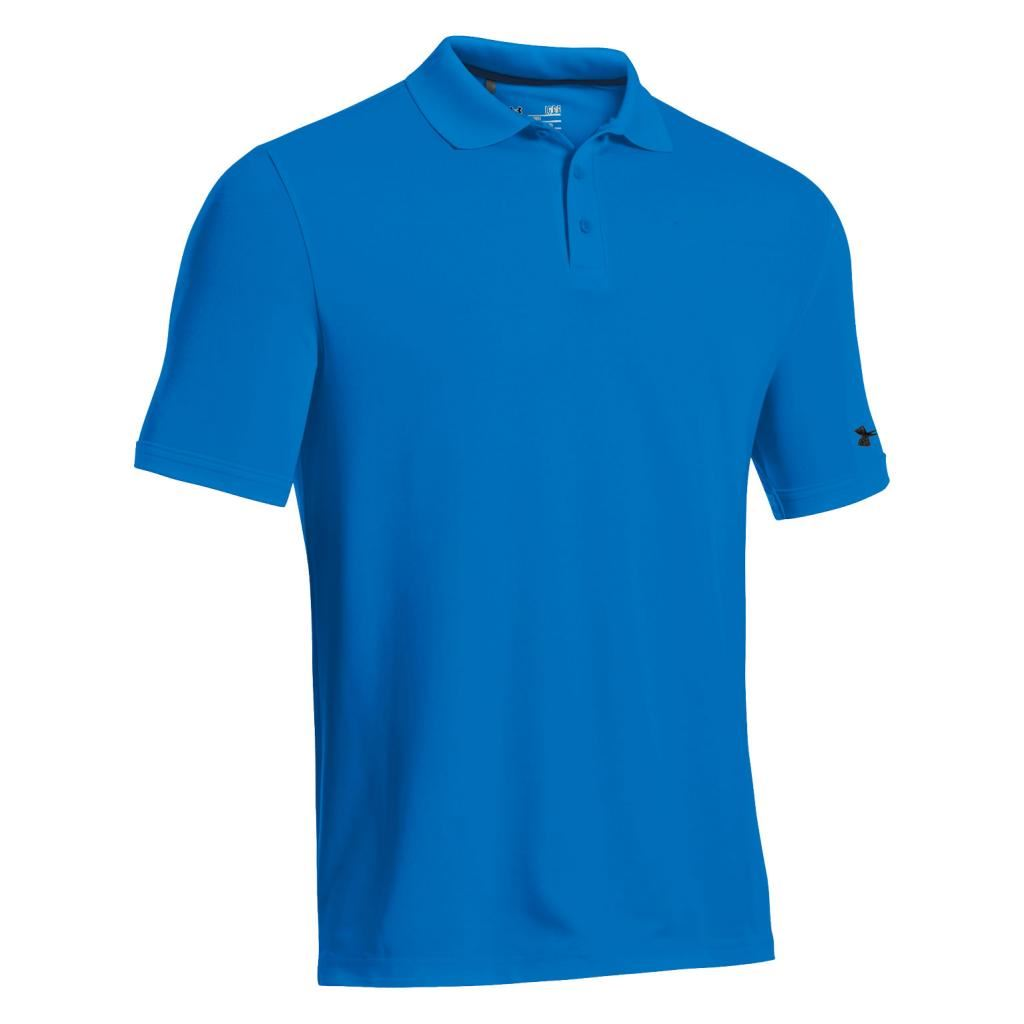 Under armour 2016 mens medal play 2 0 performance golf for Under armor business shirts