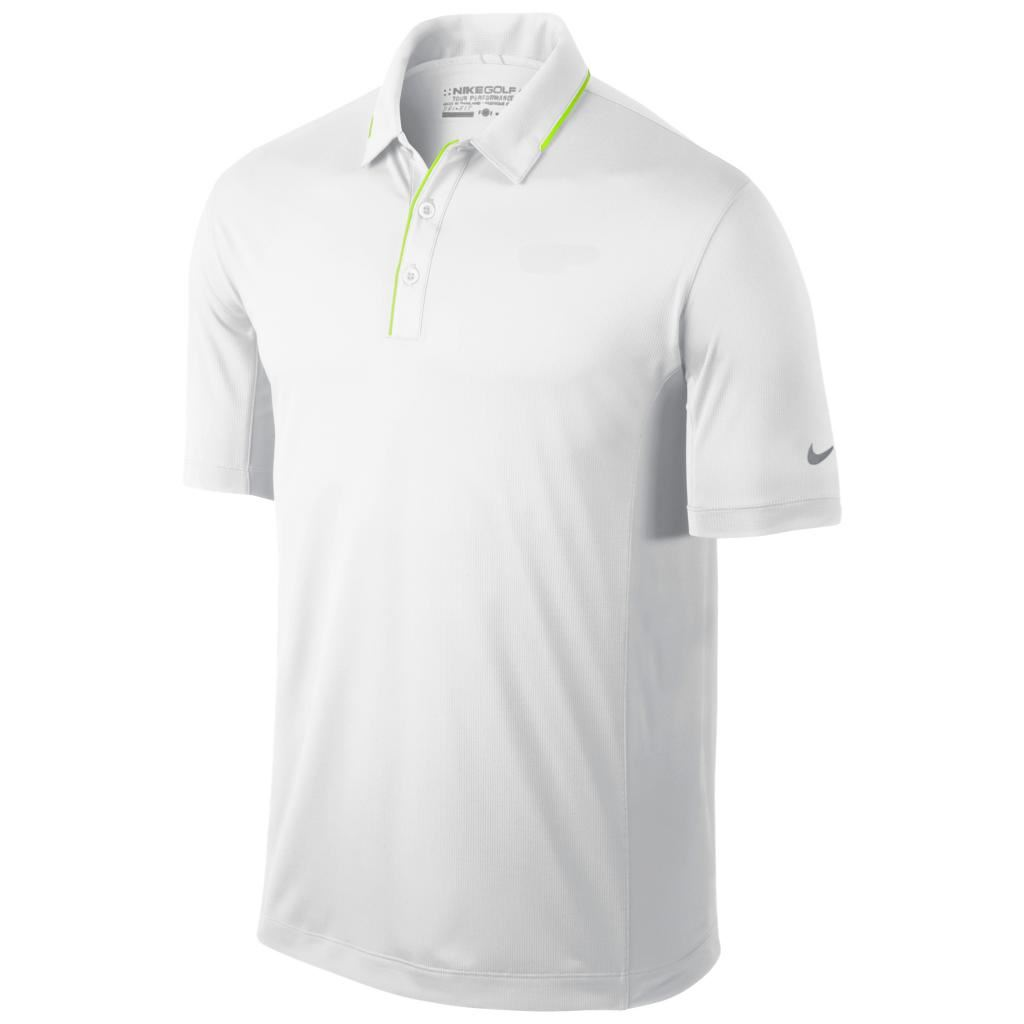 Nike Tech Golf Polo Shirt Mens