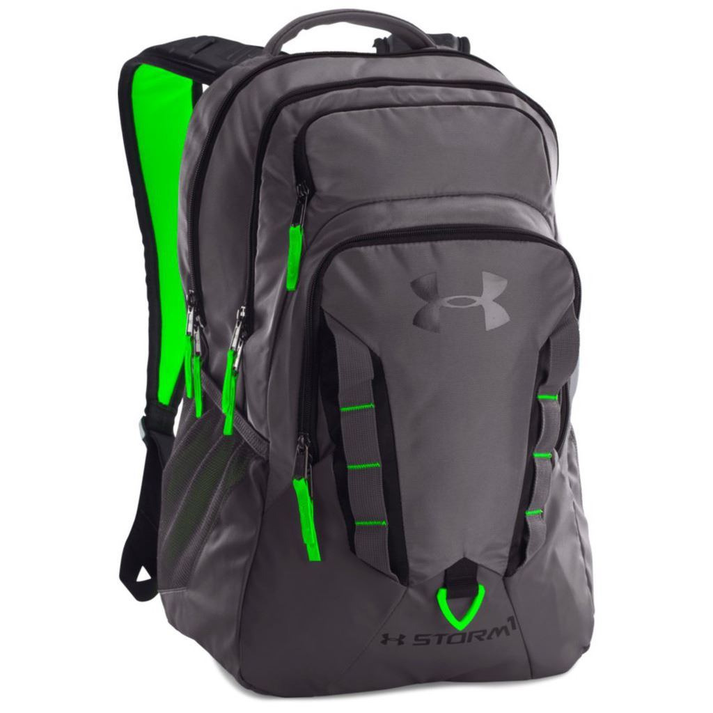 under armour 2016 recruit storm school backpack gym bag. Black Bedroom Furniture Sets. Home Design Ideas