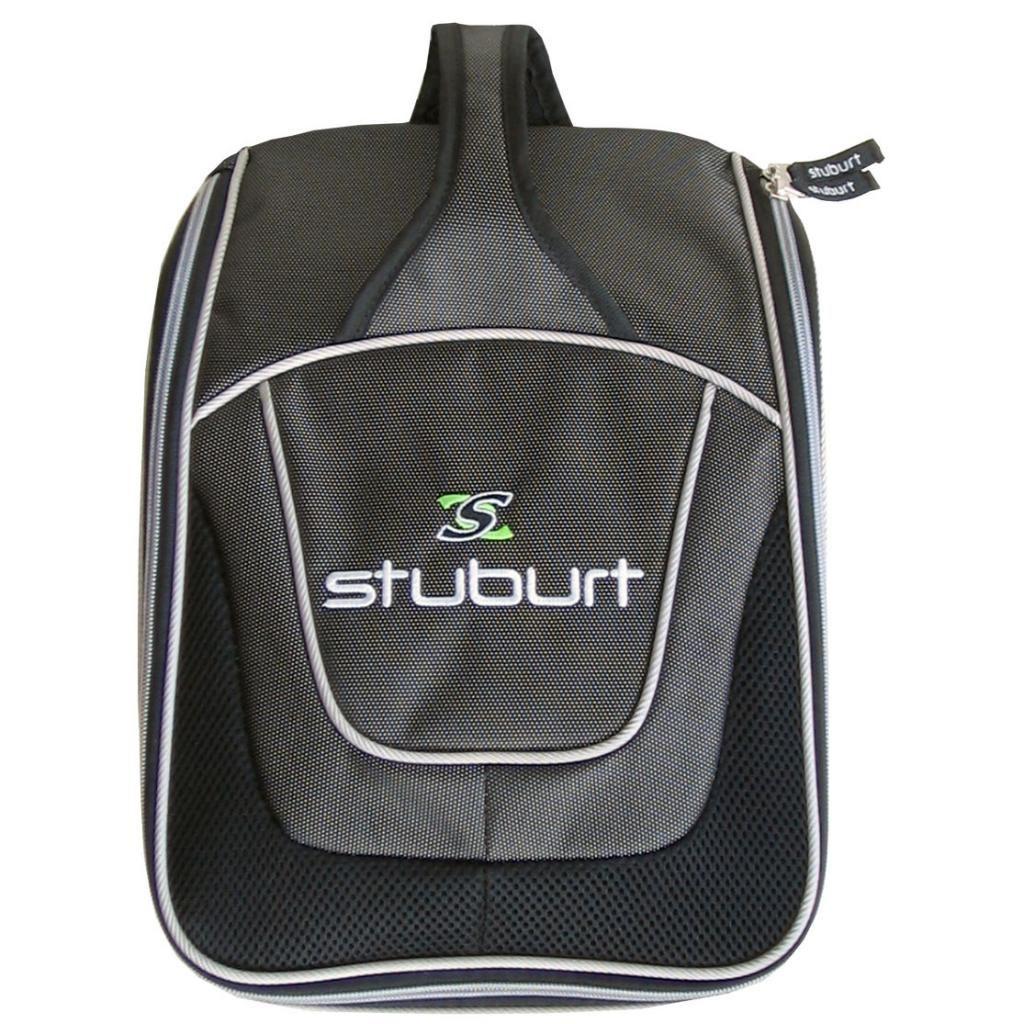 2015 stuburt sport golf deluxe shoe bag mens shoe tote ebay