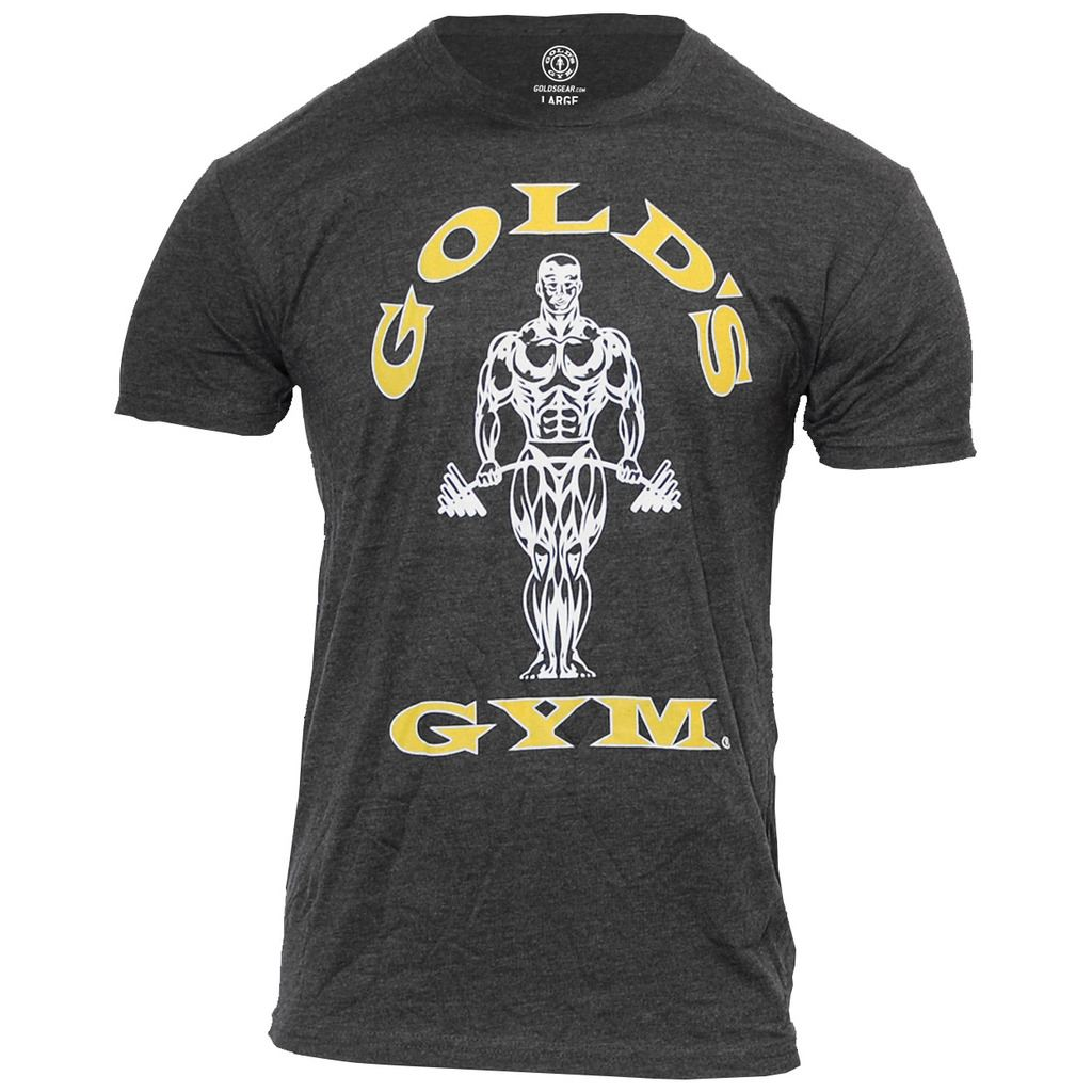 2016 gold 39 s gym muscle joe fitness short sleeve t shirt for Fitness shirts for men