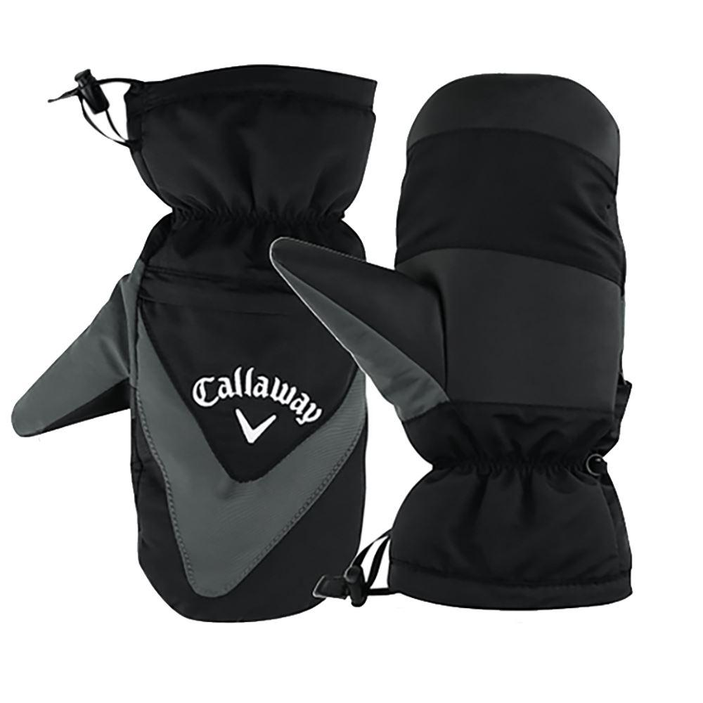 2014 Callaway Winter Thermal Mitts Mens Waterproof Golf ...