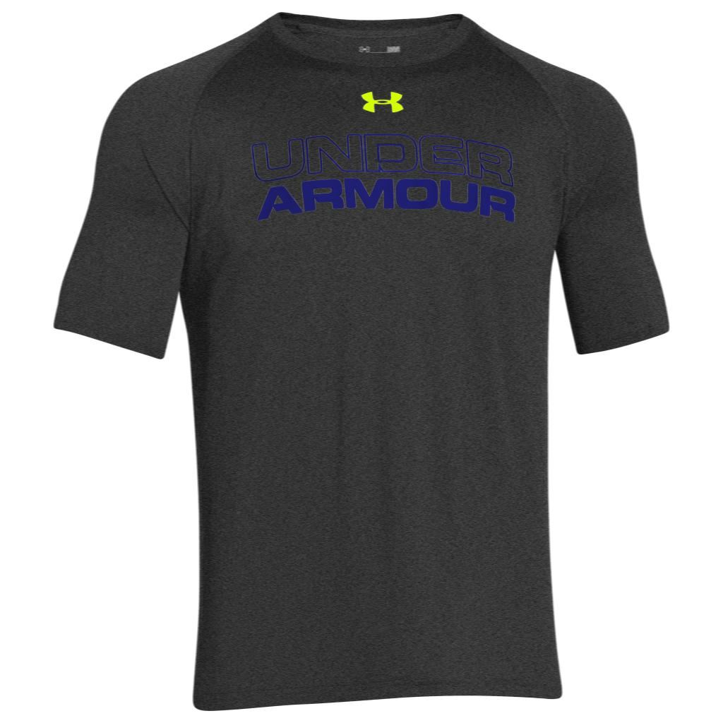 2014 Under Armour Wordmark Graphic Logo T Shirt Mens