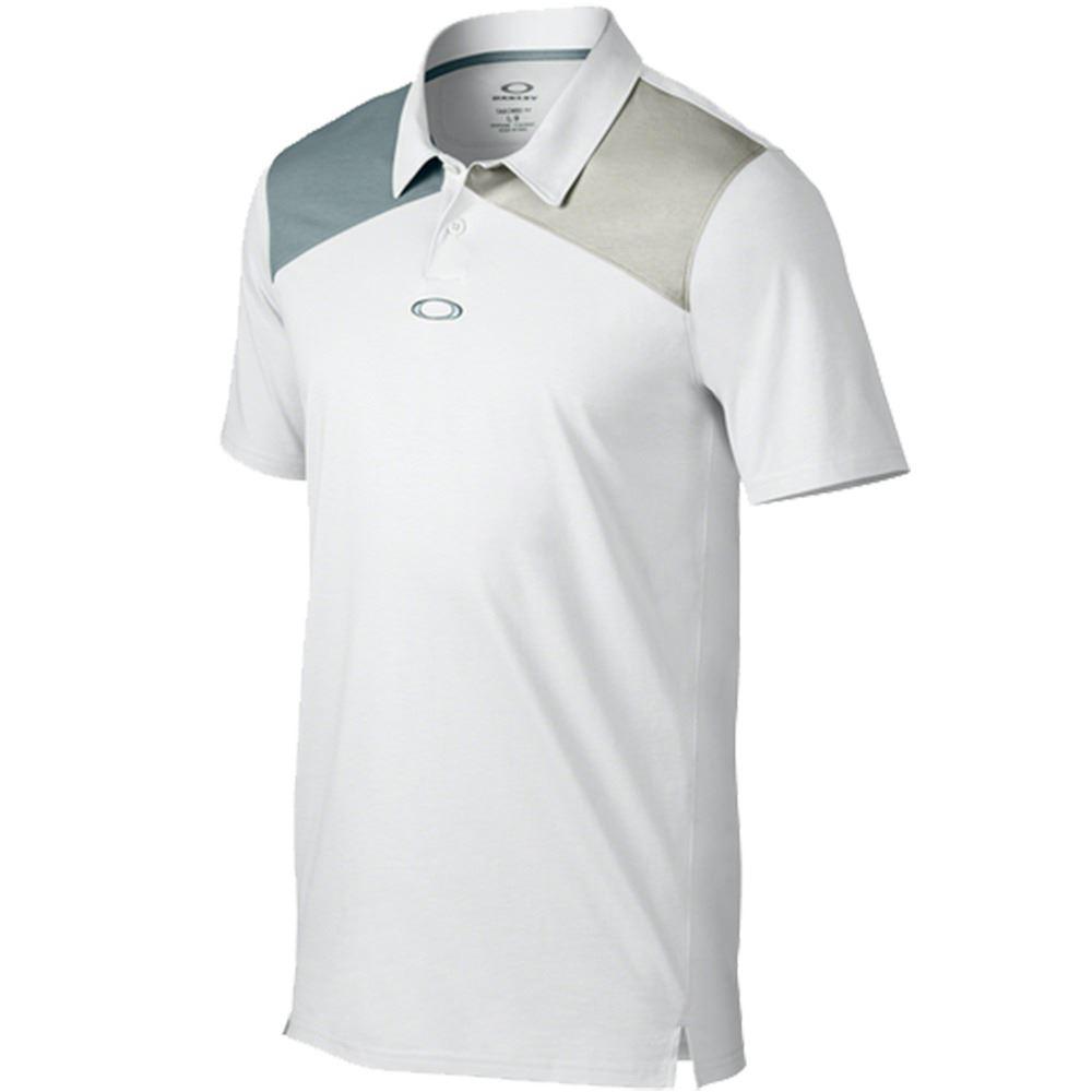 Oakley Davis Short Sleeve Mens Performance Golf Polo Shirt