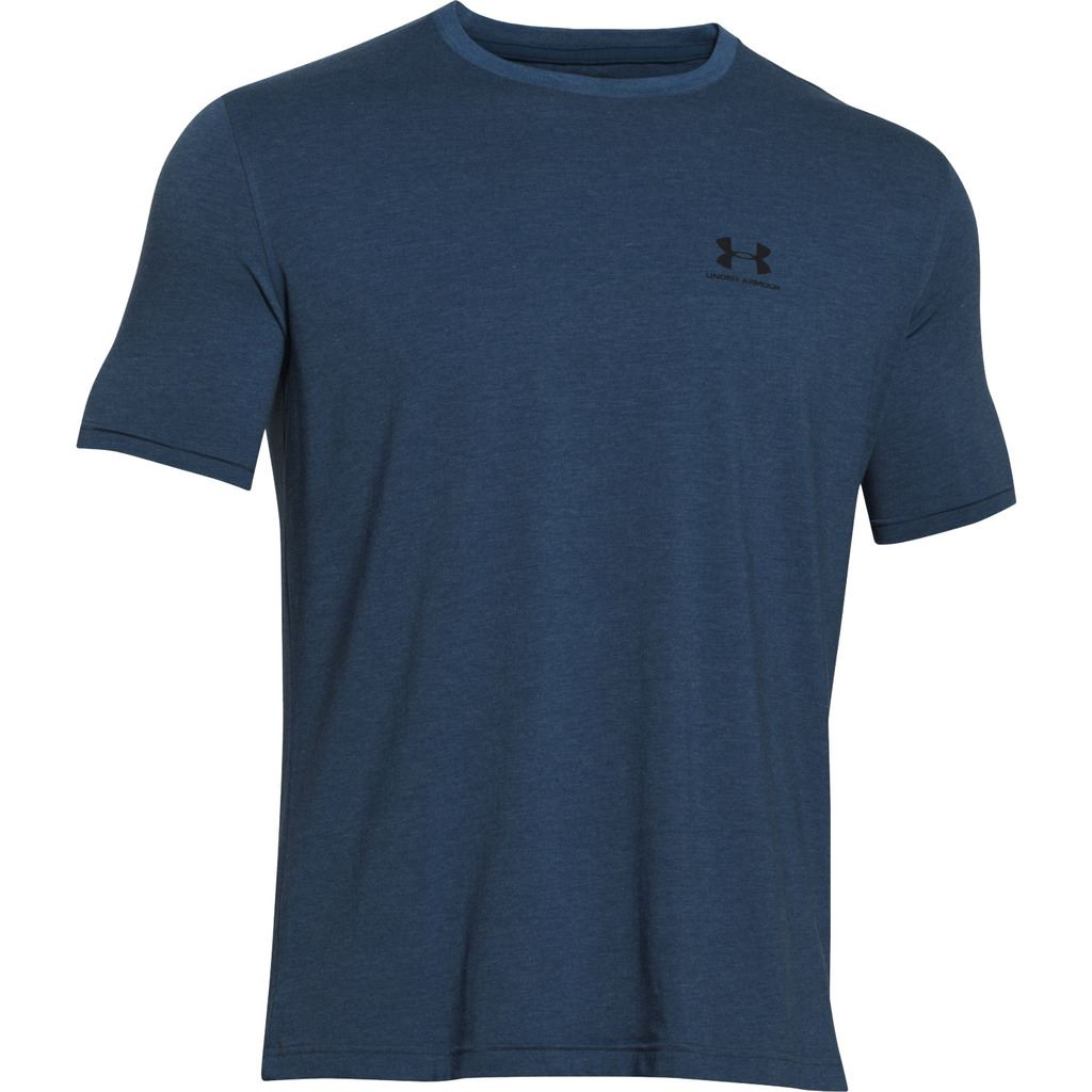2015 under armour charged cotton sportstyle logo chest for Under armour charged shirt