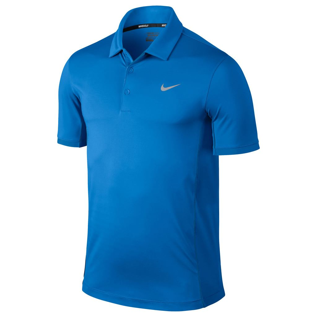 Nike Dri Fit Modern Tech Ultra Polo Mens Funky Golf Polo: modern fit golf shirt