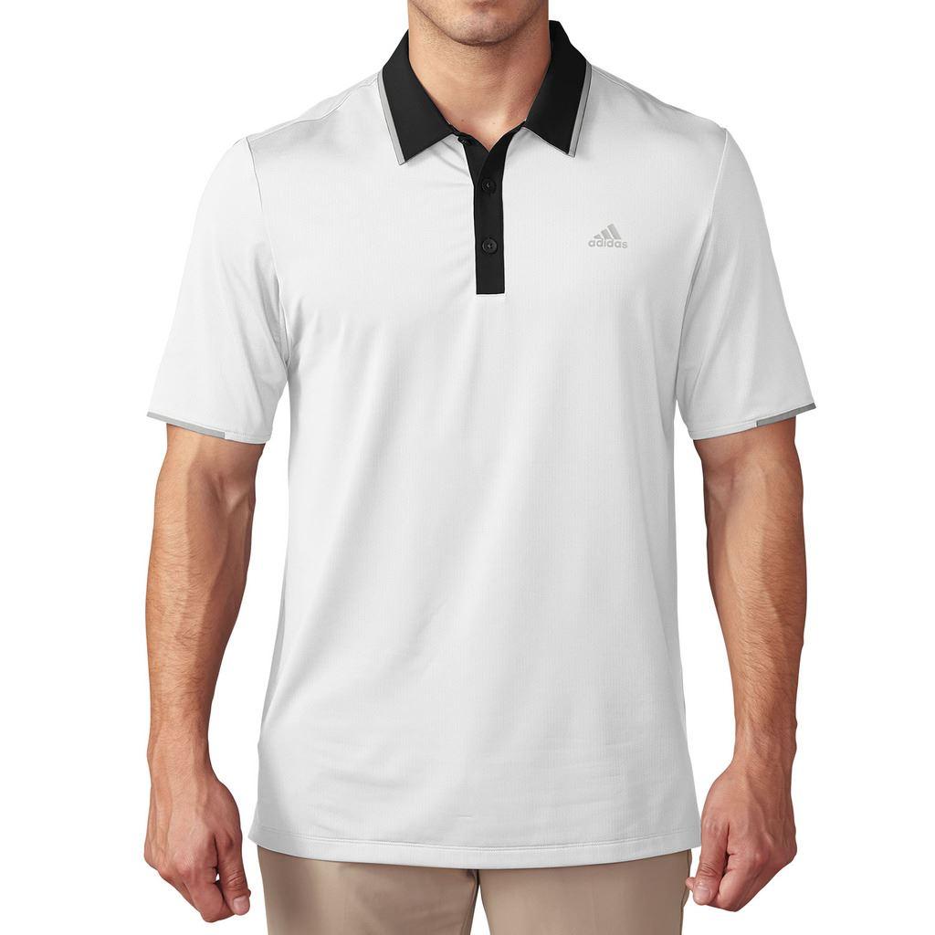adidas golf 2016 climacool tip tour mens polo shirt herren golf polo shirt. Black Bedroom Furniture Sets. Home Design Ideas
