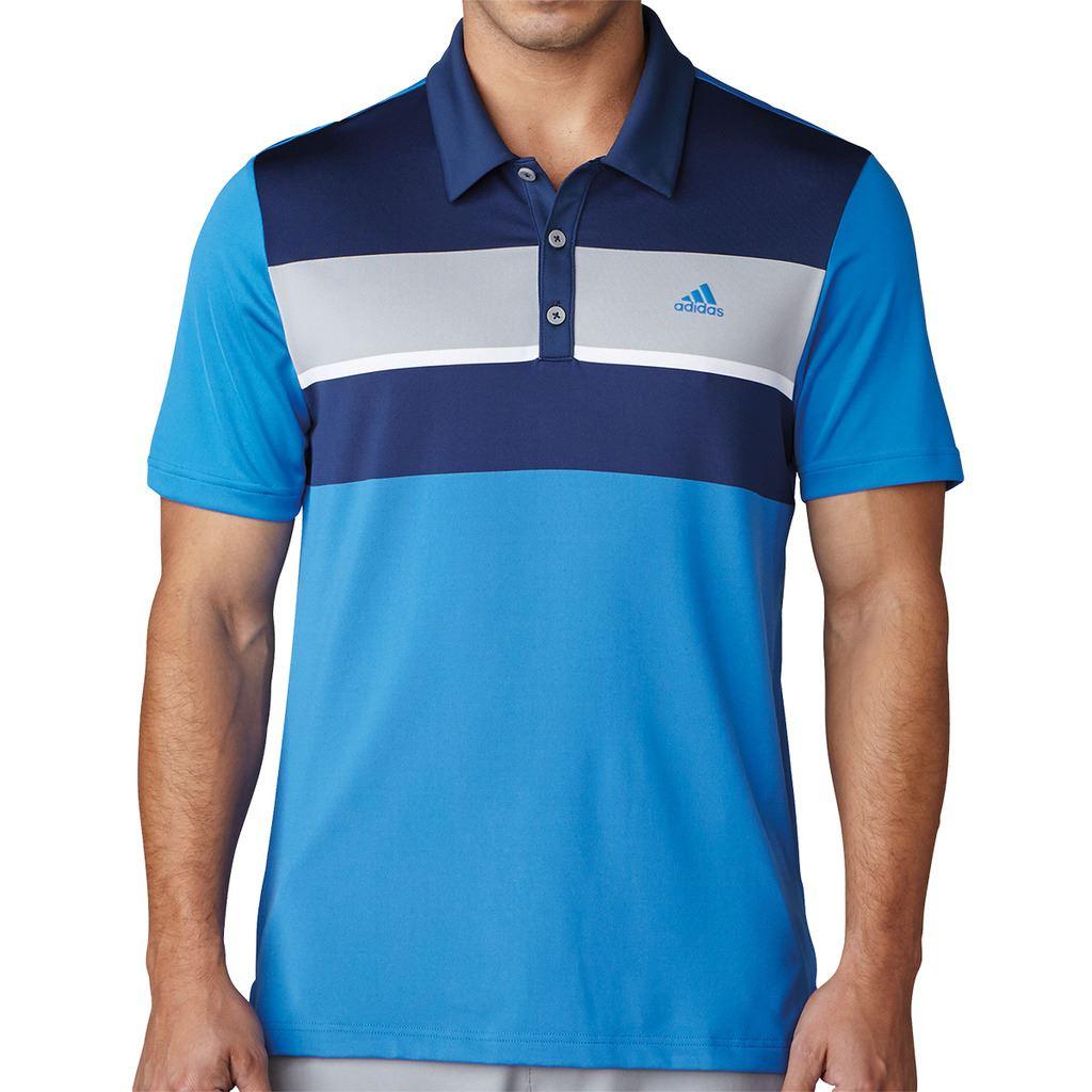 adidas golf shirts mens