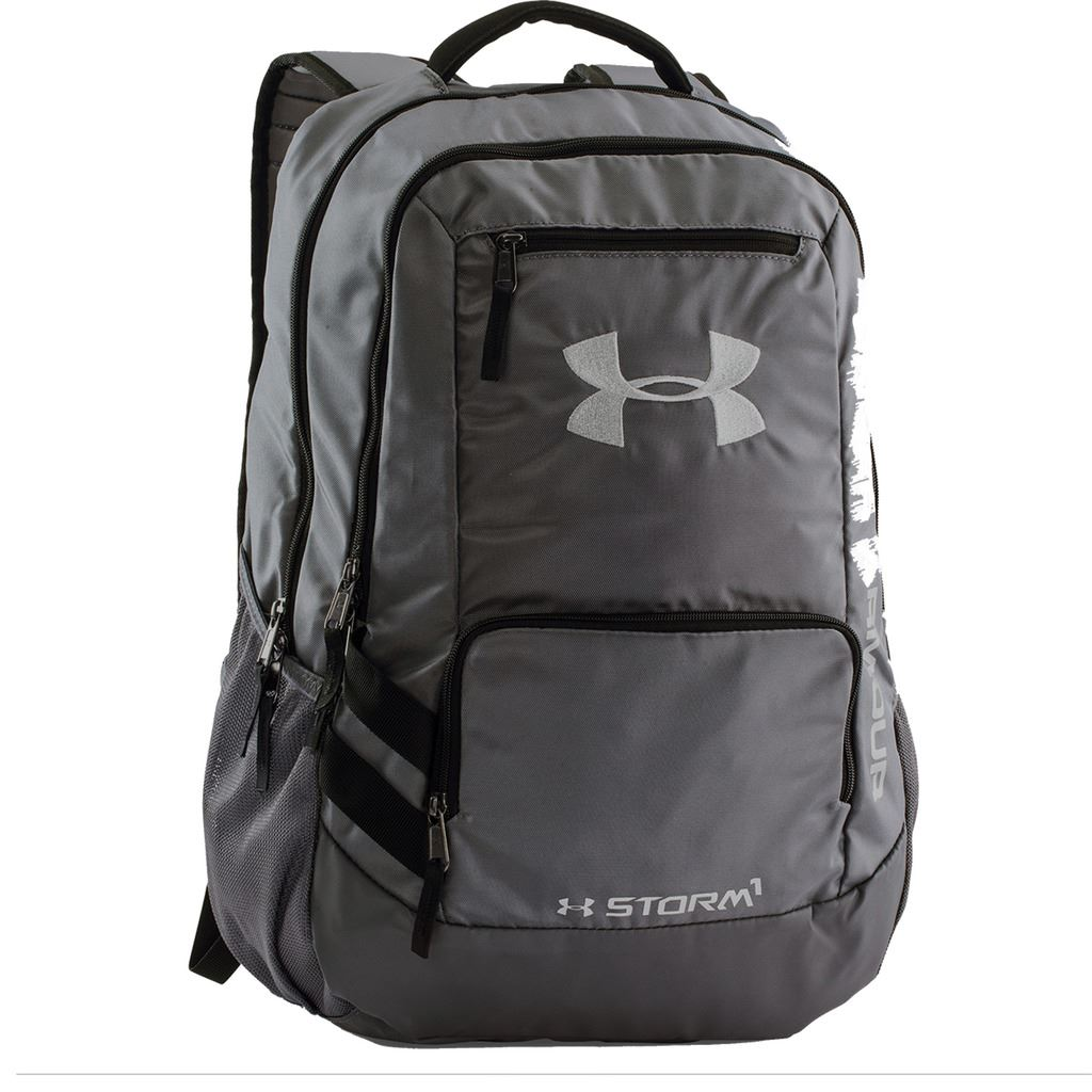 Gym Bag And Backpack: Under Armour 2016 Hustle II Storm Backpack Gym Bag