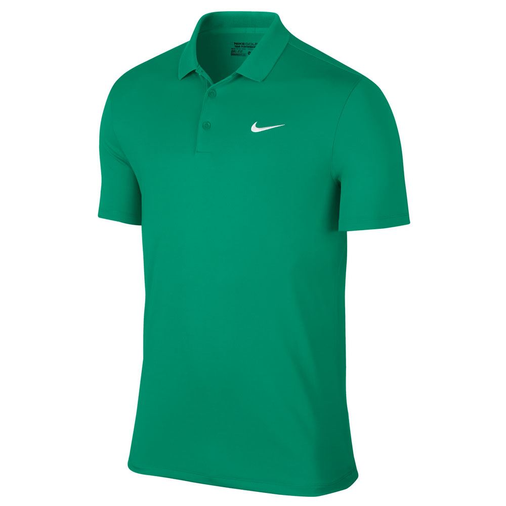 Nike 2016 Victory Solid Logo Chest Mens Golf Polo Shirt