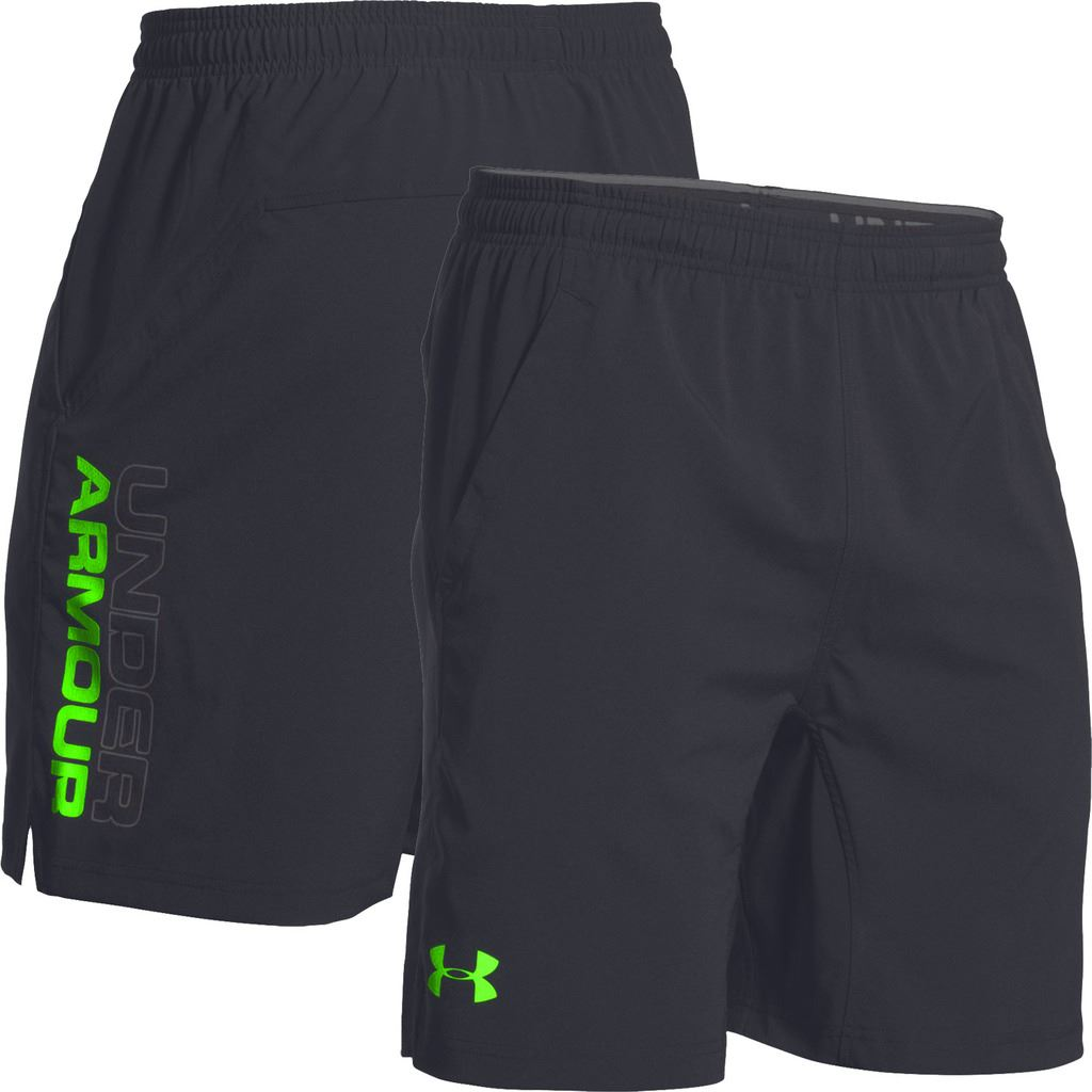 under armour 2016 hiit woven 8 mens sports training gym fitness shorts. Black Bedroom Furniture Sets. Home Design Ideas
