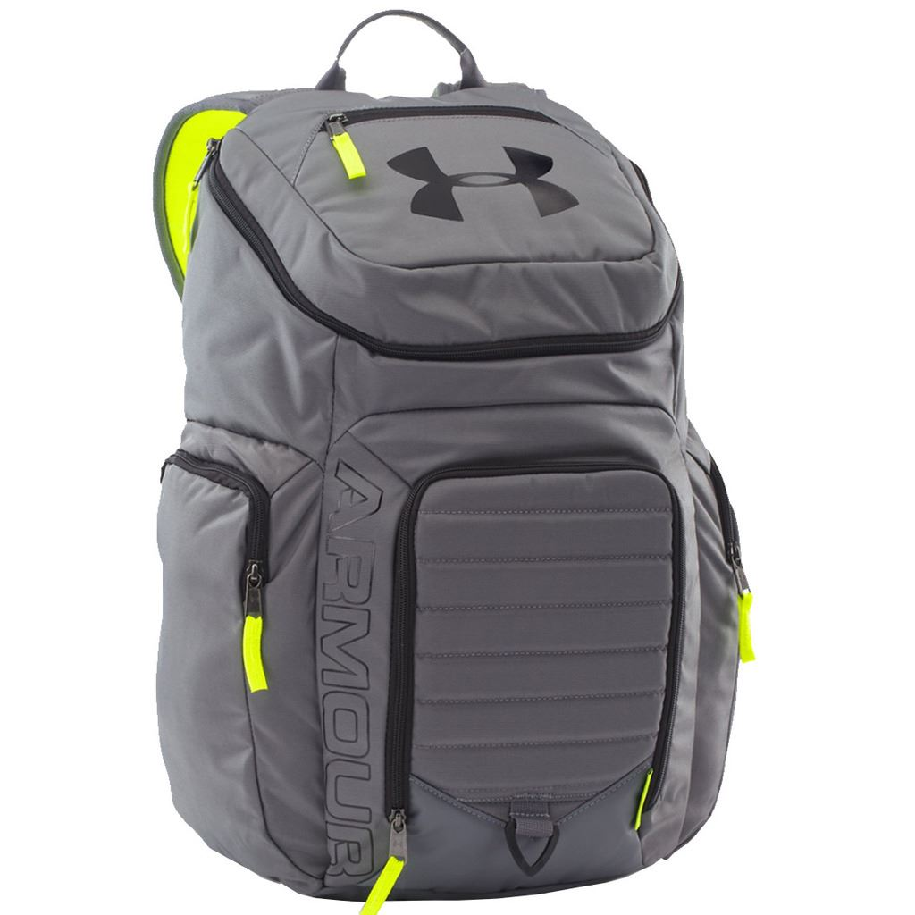 Gym Bag And Backpack: 2016 Under Armour Undeniable II Storm Backpack School